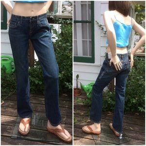 NWT Loft Original Boot Cut Jeans